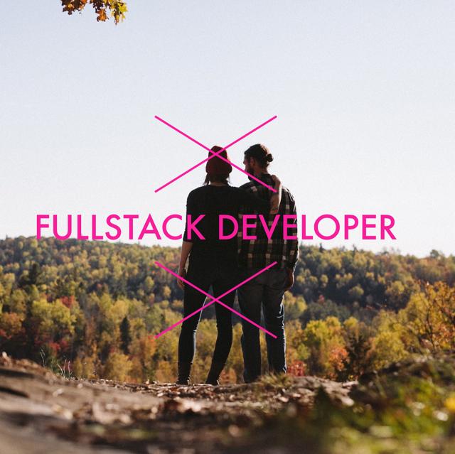 empleo fullstack developer